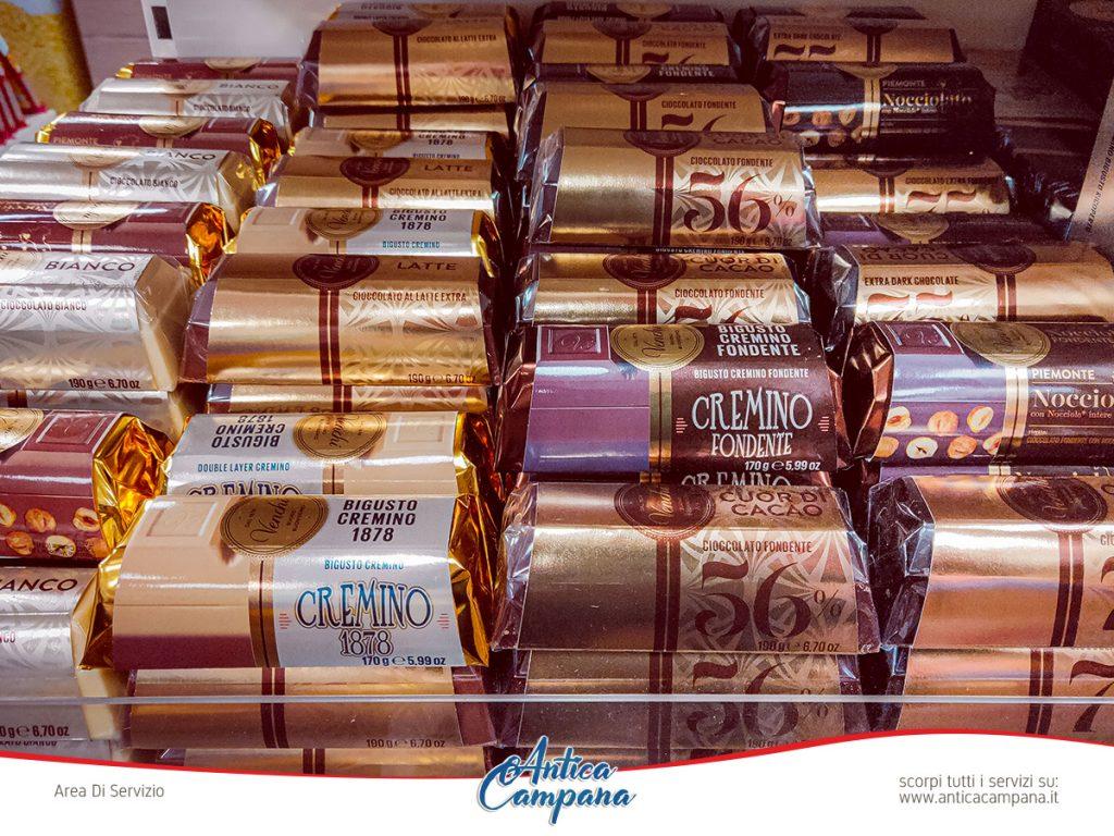 Antica Campana - Venchi - Cioccolata - 01